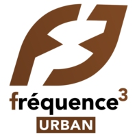 Logo of radio station Fréquence 3 Urban