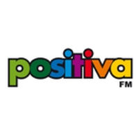 Logo of radio station Positiva FM Castro