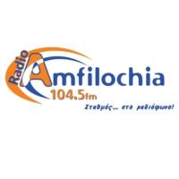Logo of radio station Rádio Amfilochía 104.5 - Ράδιο Αμφιλοχία 104.5