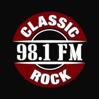 Logo of radio station CKLO-FM Classic Rock 98.1