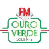 Logo de la radio Radio Ouro Verde