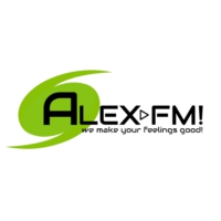 Logo of radio station RADIO ALEX FM DE/NL