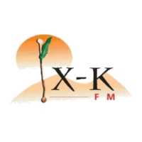 Logo of radio station X-K FM