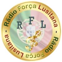 Logo of radio station Radio Força Lusitana