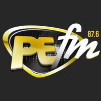 Logo of radio station PEFM 87.6