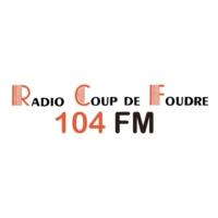 Logo de la radio Radio Coup de Foudre 104 FM