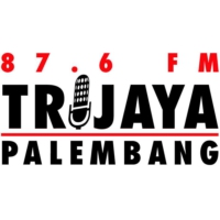 Logo of radio station BP Trijaya 87.6 FM