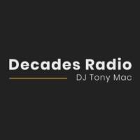 Logo de la radio Decades Radio Ireland