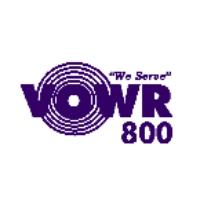 Logo of radio station VOWR