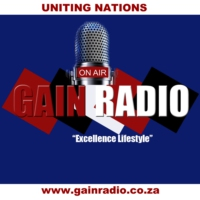 Logo de la radio Gain Radio International