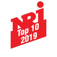 Logo de la radio NRJ Top 10 2019