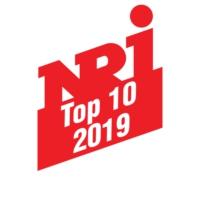Logo of radio station NRJ Top 10 2019