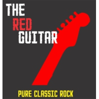 Logo of radio station Red Guitar