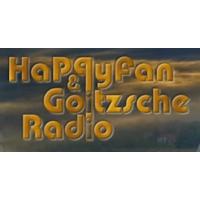 Logo of radio station Happy Fan