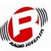 Logo of radio station Rádio Jovem FM