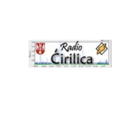 Logo of radio station Radio Srbija - Cirilica