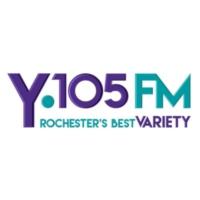 Logo de la radio KYBA Y105FM