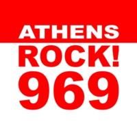 Logo de la radio 96.9 Rock FM