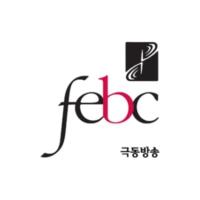 Logo de la radio FEBC 목포극동방송FM 100.5