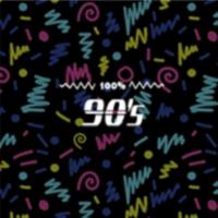Logo of radio station 100FM - 90s