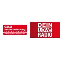 Logo of radio station Radio Duisburg – Dein Love Radio