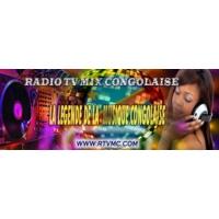 Logo of radio station Radio-télévision Mix Congolaise