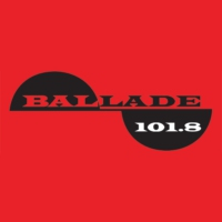 Logo of radio station Radio Ballade 101.8