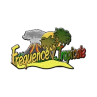 Logo of radio station Frequence-tropicale