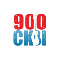 Logo of radio station CKBI 900