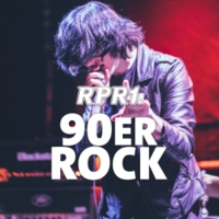 Logo of radio station RPR1. 90er Rock