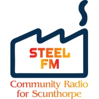 Logo of radio station Steel FM