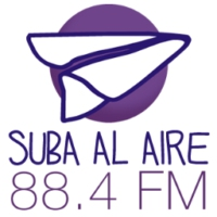 Logo de la radio Suba al Aire 88.4 FM