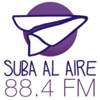Logo of radio station Suba al Aire 88.4 FM