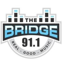 Logo of radio station 91.1 The Bridge