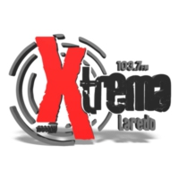 Logo of radio station XHWL-FM Xtrema 103.7