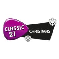 Logo of radio station Classic 21 - Christmas (RTBF)