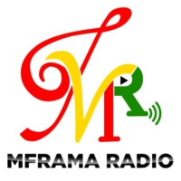Logo of radio station Mframa Radio