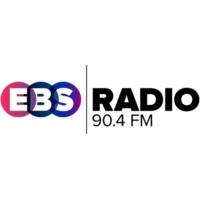 Logo of radio station EBS Radio