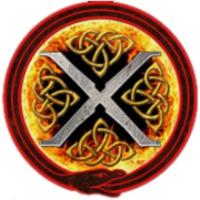 Logo de la radio Decennial Gothica Radio