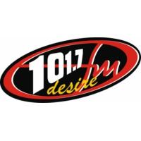 Logo of radio station FM Desire 101.7 Mhz