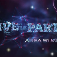 Logo de la radio Area 51  mix.fr