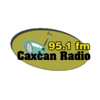 Logo of radio station Caxcan 95.1 FM