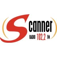 Logo de la radio Scanner FM 102.2