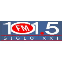 Logo of radio station Siglo XXI