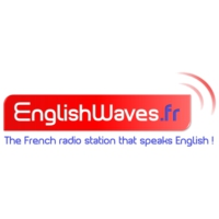 Logo de la radio English Waves