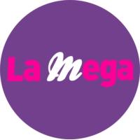 Logo of radio station La Mega – Benidorm (Marina Baja)