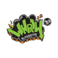 Logo of radio station WHRW 90.5 FM