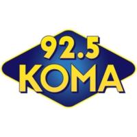 Logo de la radio 92.5 KOMA