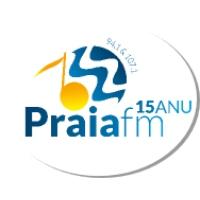 Logo de la radio Praia FM