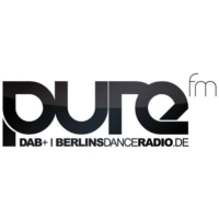 Logo of radio station 106.4 pure FM
